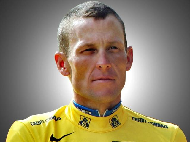 Lance Armstrong Gets Cancer
