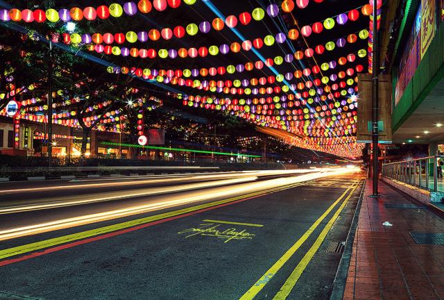 Festival of Light in Singapore