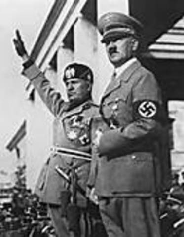 Hitler becomes Chancellor of Germeny