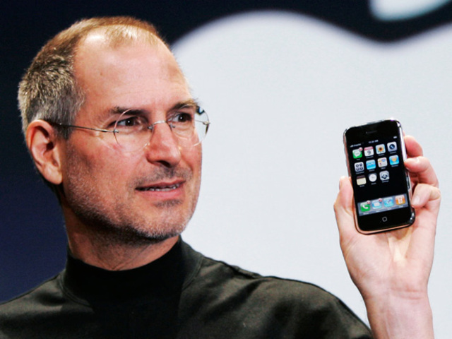 iPhone is Released