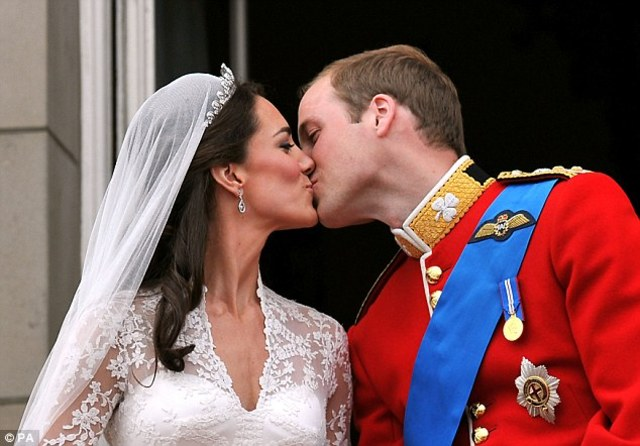 Wedding of Will and Kate
