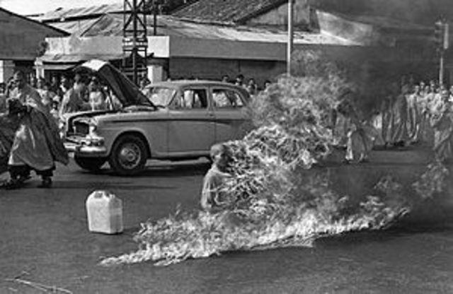 Buddist Protests