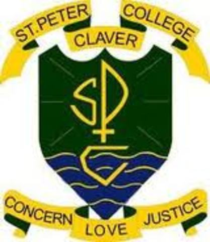 Started Year 8 At Saint Peter Claver College, Qld Riverview