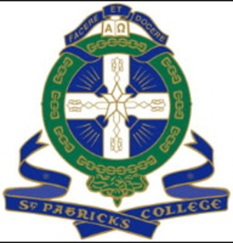 Continued year 8 at St Patricks Boys College