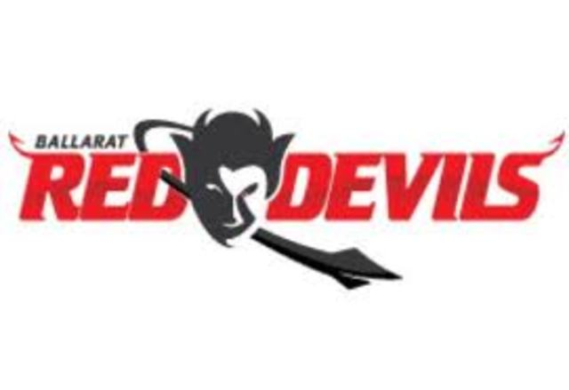 Joined Local Soccer Team Red Devils