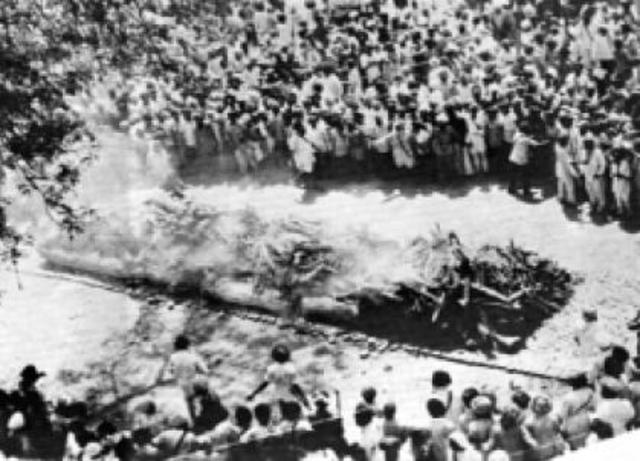 Amritsar Massacre