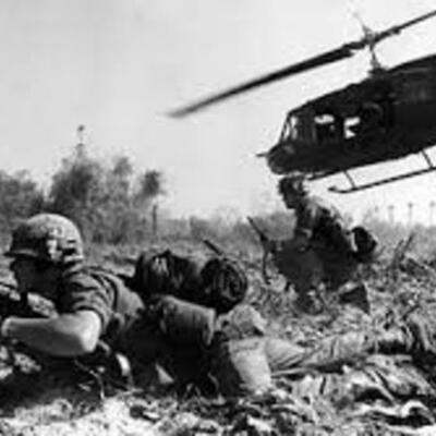 Vietnam War Timeline by Trey Ross