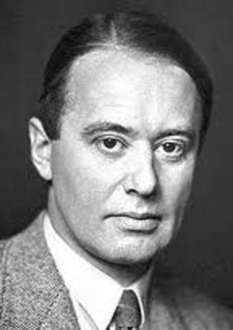 Tiselius (1902 - 1971)