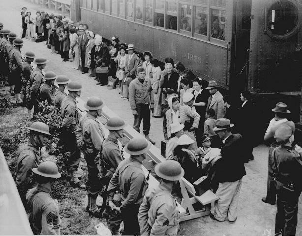 Jap americans incarceration