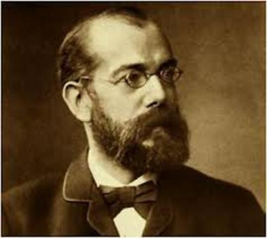 Robert Koch (1843 -1910)