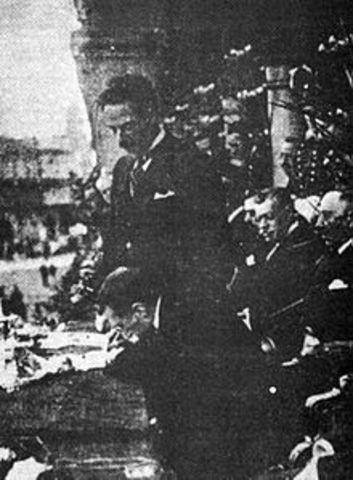 CONSTITUCIÓN PARA LA REPÚBLICA DEL PERÚ 1920