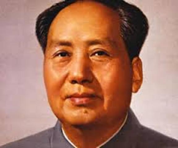 The First leader of the Communist Party