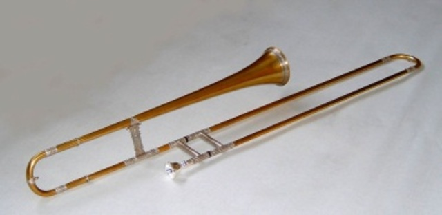 The First Mentions of the Trombone