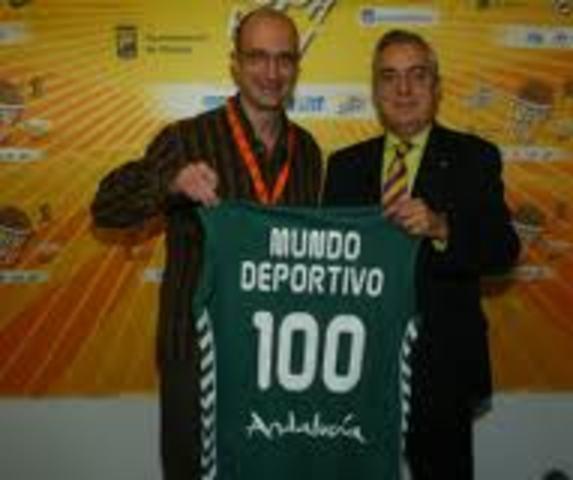 Se organiza en Atenas un torneo conmemorativo del centenario del baloncesto.