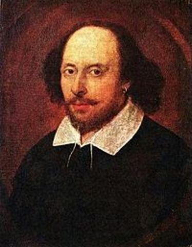 Nacimiento de William Shakespeare