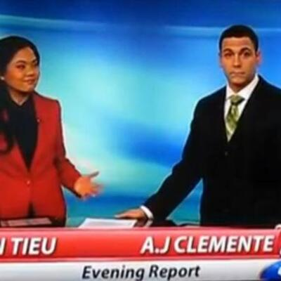 The Rise and Fall of a Journalism Career: AJ Clemente timeline