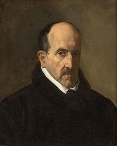 Nacimiento de Luis de Góngora y Argote