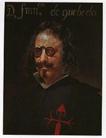 Nacimiento de Francisco de Quevedo