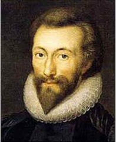Nacimiento de John Donne