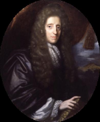 Nacimineto de John Locke