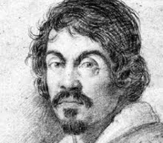 Michelangelo Mersi de caravaggio