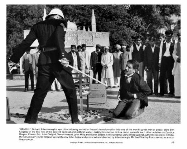 Civil Disobedience- Burning of Passes