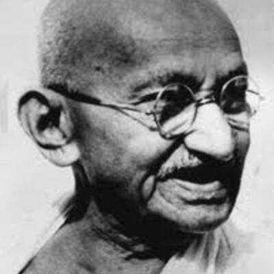 Gandhi - Indian - Jules Boulay timeline