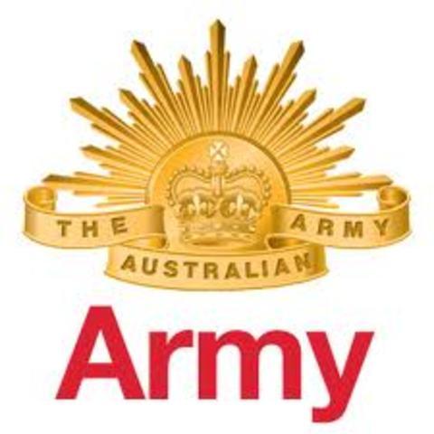 Applied for Australian Army