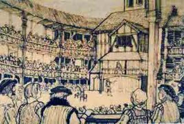 El teatro Isabelino