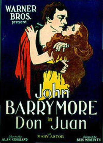 Premiere of Don Juan