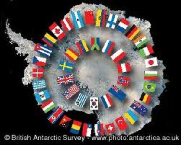 The antactic treaty