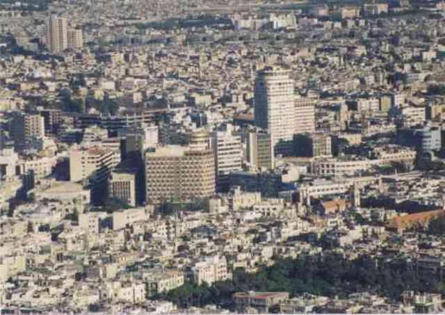 Independización de Damasco