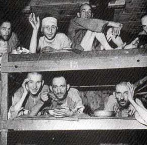WWII causing harm to Jews