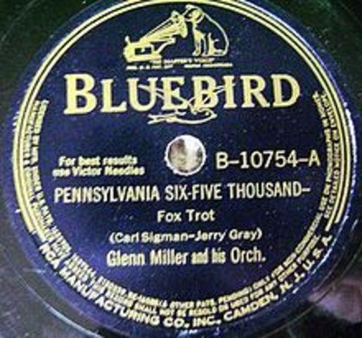 Glenn Miller releases Pennsylvania 6-5000
