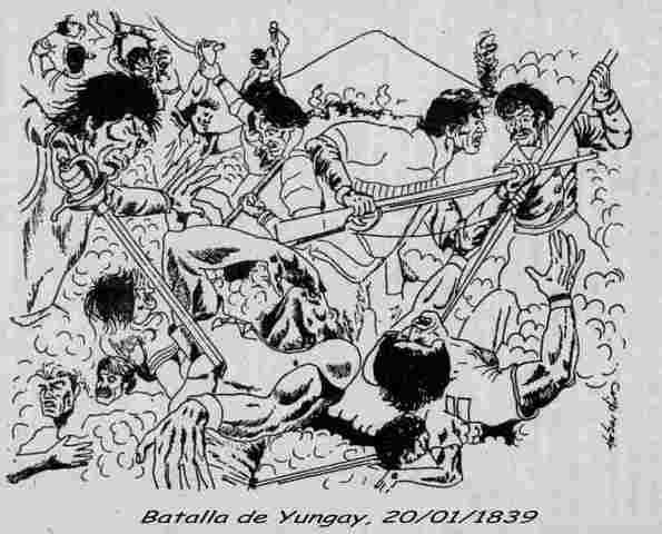 Batalla de Yungay
