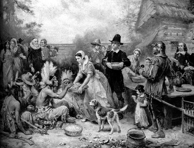 Colonización América del Norte