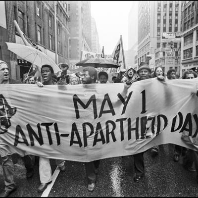 Ending Apartheid. timeline