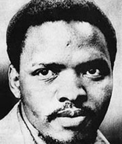 Steven Biko Murder by The  SA police