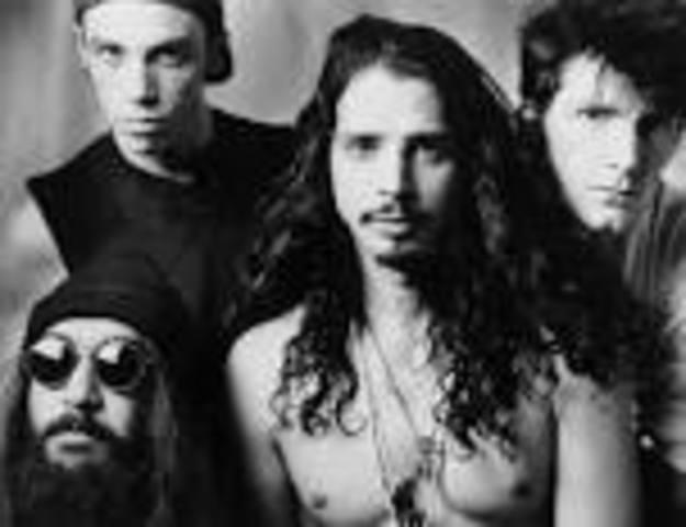 Soundgarden released Badmotorfinger