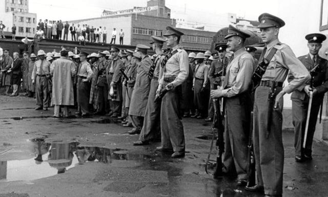 The Durban Strikes