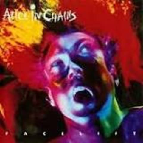 Alice in Chains released Faclift