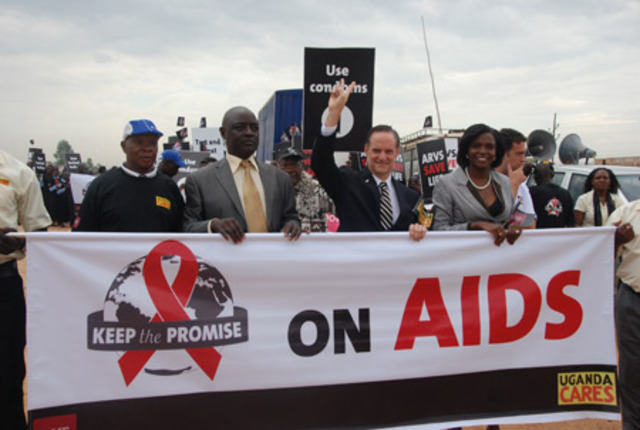 Aids research called The Aids Medical Foundation