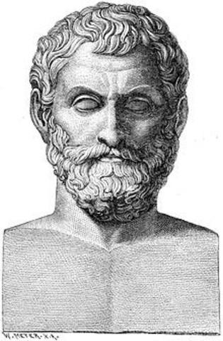 Tales de Mileto (c.624 a. C.- c.546 a. C.)