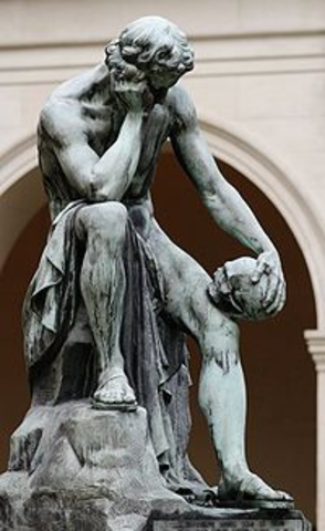 Demócrito, (Abdera,Tracia,c.460a.C.- c.370a.C.)