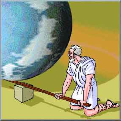 Arquímedes de Siracusa (Siracusa (Sicilia), ca. 287 a. C. – ibídem, ca. 212 a. C.)
