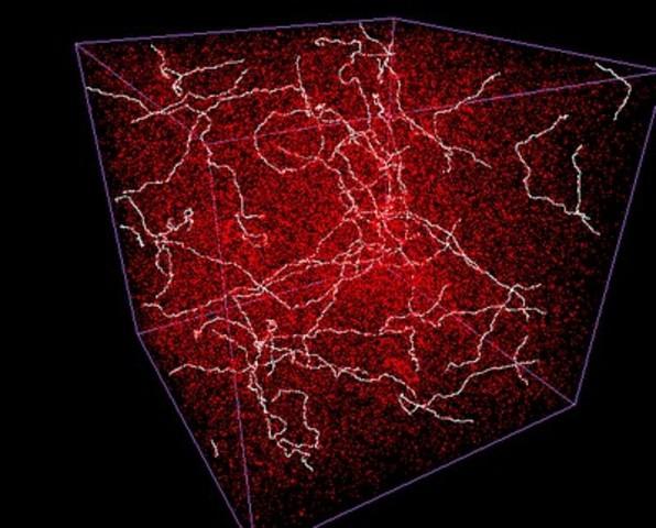 La teoría de supercuerdas