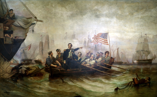 Naval Battle on Lake Erie