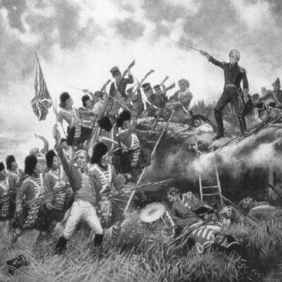 Major Events of the War of 1812 timeline