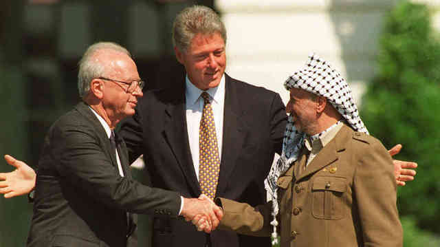 Trying for Peace in Israel