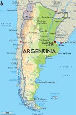 Argentina - Declaración de independencia